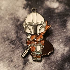 The Mandalorian Dyn Jarren Mando Star Wars Pin